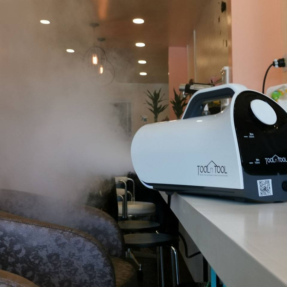 เครื่องพ่นฆ่าเชื้อ รุ่น Air Fog Cleaner  Care ro 700w