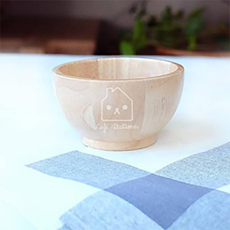 ชาม by Cafe Stationn