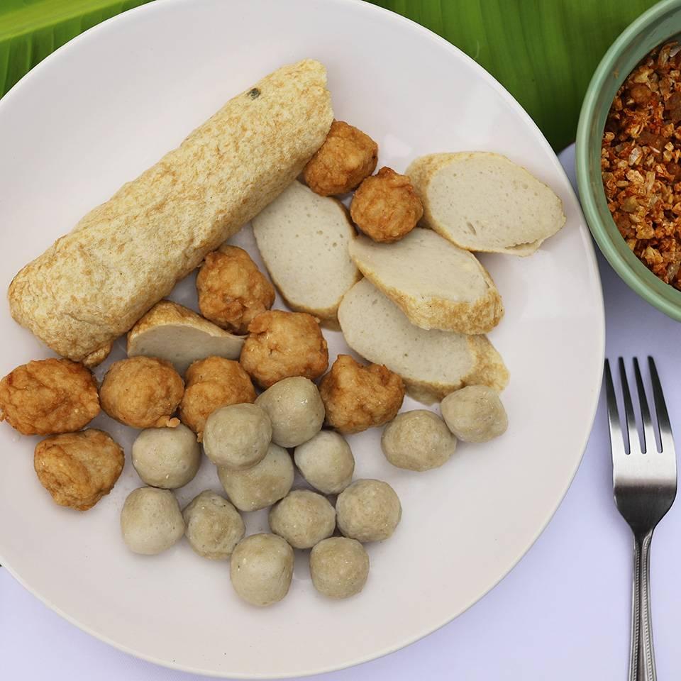 ลูกชิ้นปลา ซ้อหลี แบบปรุงทานเองที่บ้าน